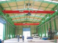 5t×15.35mホイスト式天井クレーン